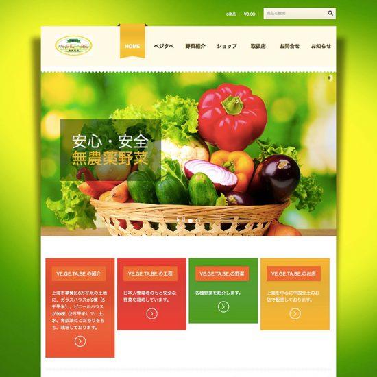 安心・安全無農薬野菜-—-VEGETABE-20150825