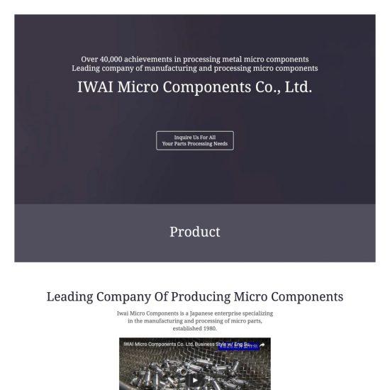 IWAI Micro Components Co., Ltd.